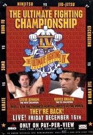 UFC 4: Revenge of the Warriors (1994)