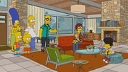 The Simpsons Season 24 Episode 7 : The Day the Earth Stood Cool
