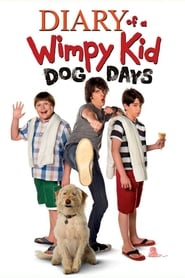 Poster Diary of a Wimpy Kid: Dog Days 2012