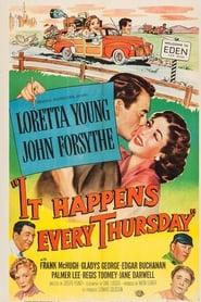 'It Happens Every Thursday (1953)