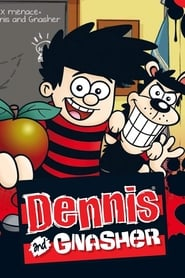 Poster Dennis the Menace and Gnasher 1998