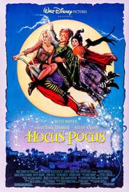 Poster Hocus Pocus 1993