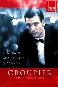 Poster for Croupier