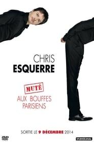 Chris Esquerre muté aux Bouffes-Parisiens 2014