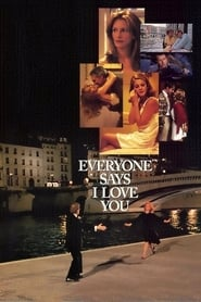 Poster Everyone Says I Love You 1996