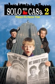 Home Alone 2: Lost in New York 1080p Latino Por Mega