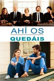 Ahí os quedáis (2014) | This Is Where I Leave You