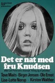 Det er nat med fru Knudsen 1971