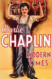 Poster Modern Times 1936