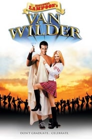 Poster National Lampoon's Van Wilder 2002