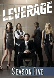 Leverage streaming vf poster