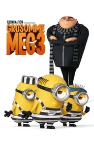 Grusomme meg 3 – Despicable Me 3 (2017)