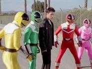 Power Rangers 9x22