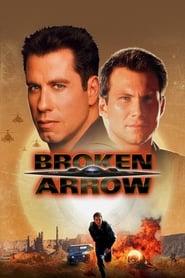Poster Broken Arrow 1996