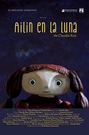 Ailín on the Moon