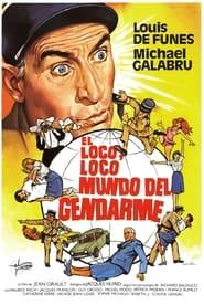 El loco, loco mundo del gendarme 1982