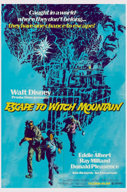 Poster for Escape to Witch Mountain