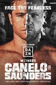 Canelo Alvarez vs. Billy Joe Saunders (2021)