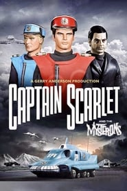 Poster Captain Scarlet and the Mysterons 1968