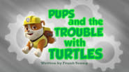 La Patrulla y las tortugas