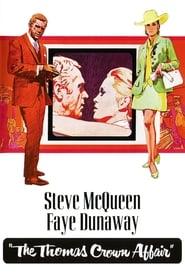 Poster The Thomas Crown Affair 1968