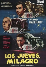 Poster Miracles of Thursday 1957