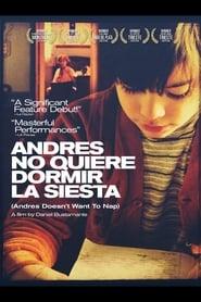 Andrés no quiere dormir la siesta 2009