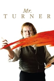 Poster for Mr. Turner