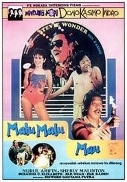 Malu-Malu Mau (1988) poster