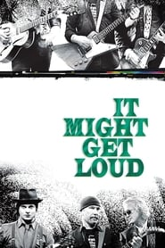 Poster for It Might Get Loud