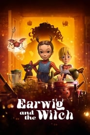 Earwig and the Witch (2021) poster