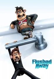 Poster Flushed Away 2006