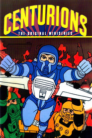 Poster The Centurions 1986