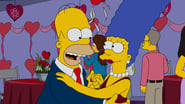 The Simpsons Season 27 Episode 13 : Love is in the N2-O2-Ar-CO2-Ne-He-CH4