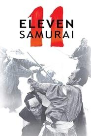 Eleven Samurai (1967)