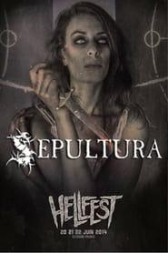 Sepultura au Hellfest 2014