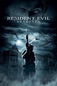 Poster Resident Evil: Vendetta 2017