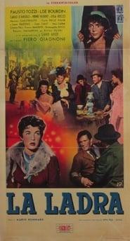La ladra 1955