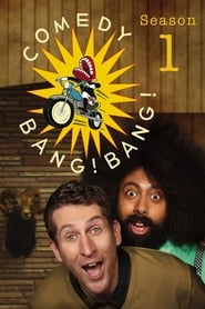 Comedy Bang! Bang! - Season 1 (2012) poster