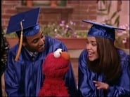 Elmo Learns About School