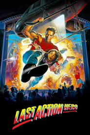 Poster for Last Action Hero