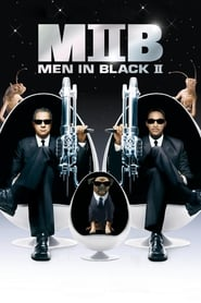 Poster for Men in Black II