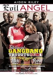 Poster Interracial Gangbang Tryouts 2018