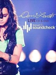 Demi Lovato – Live (Walmart Soundcheck) 2009