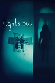 Poster for Lights Out