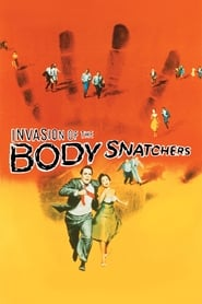 Poster Invasion of the Body Snatchers 1956