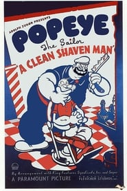 A Clean Shaven Man