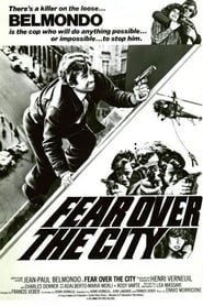 Poster Fear Over the City 1975