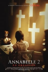 Annabelle Creation (2017) 4K Dual Latino-Ingles