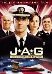 J.A.G.: Alerta roja: Temporada 3